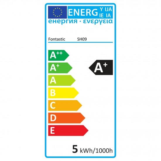 WLAN-LED-Lampe 4.5W E14