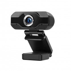 Webcam 1080P Full HD mit eingebautem Mikrofon
