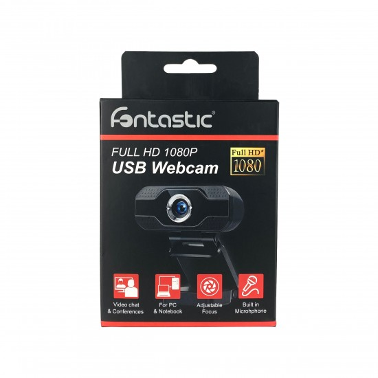 USB Webcam FULL HD 1080P