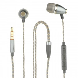 In-Ear Stereo-Headset V460S 3.5mm Aanthrazit/Gold