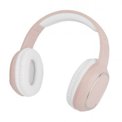 "Drahtloses On-Ear Headphone ""Splend"" in Rosa"