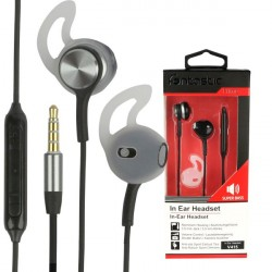 In-Ear Stereo-Headset V415 3.5mm sw/anthrazit