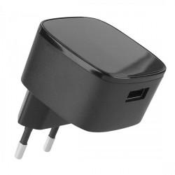 Netzteil Quick 2, USB 15W in Schwarz
