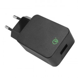 Netzteil Quick 3.0 USB in Schwarz