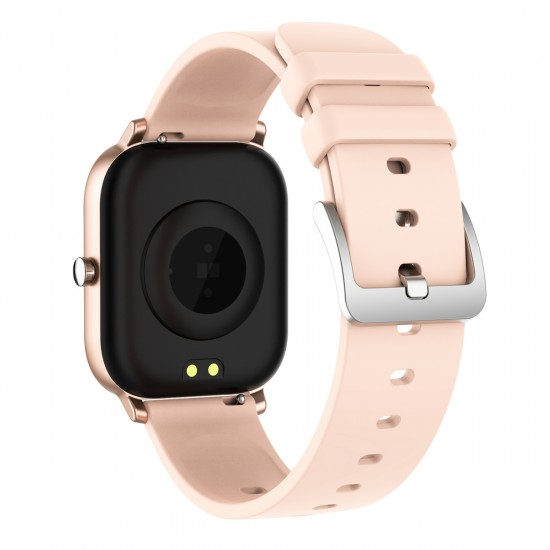 Smarte Armbanduhr FontaFit 460CH in Rosegold