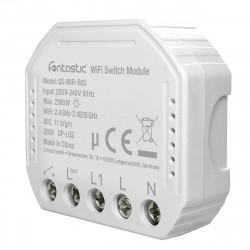 WLAN Unterputz-Schalter für Schalter & Steckdosen komp. zu Android,iOS,Alexa,Google Assistant