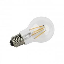 WLAN Filament-LED-Lampe 5W E27, Dimmbar Warmweiß komp. zu Android,iOS,Alexa,Google Assistant,IFTTT