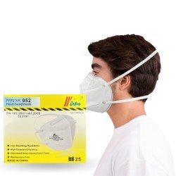 Particulate Filtering Facepiece Respirator FFP2