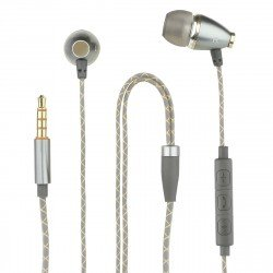 In-Ear Stereo Headset V460S anthracite/gold