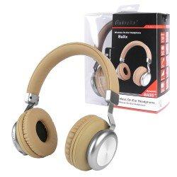 BT On-Ear Headset BaXx beige/silver