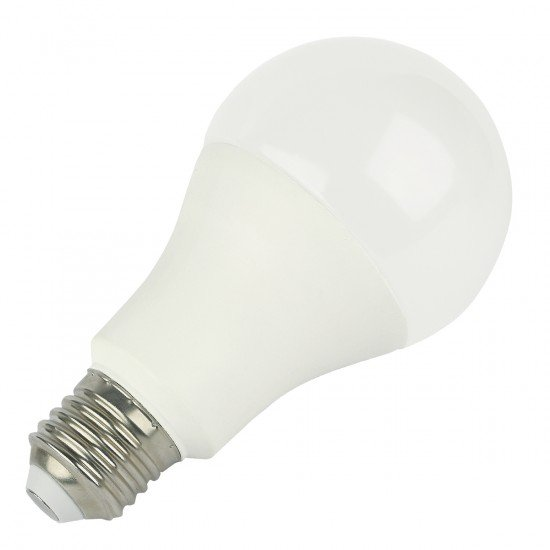 WLAN-LED-Lampe 10W E27, Dimmbar Farbe+Warmweiß komp. zu Android,iOS,Alexa,Google Assistant