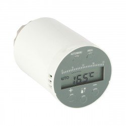 Smart Wireless Thermostatic Radiator Valve