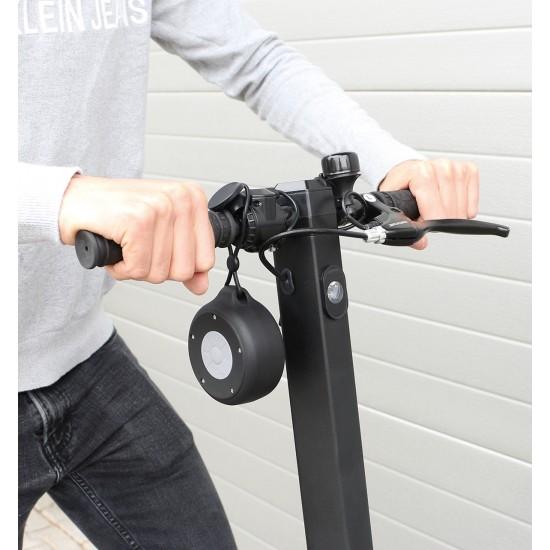 Drahtloser IPX4 Lautsprecher Luva Schwarz/Grau