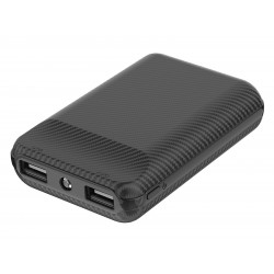 Essential Power Bank Loru 10.0 10000mAh black