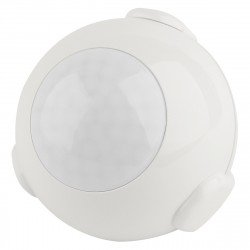 Wi-Fi Motion Detector white up to 110° 7m comp with Android, iOS